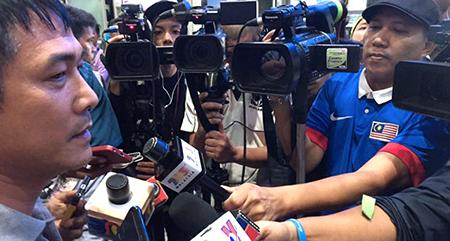 U22 Việt Nam đổ bộ Malaysia, ở khách sạn hạng sang