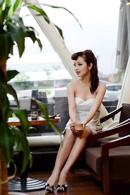 Jennifer Phạm - hoa hậu 3 con vẫn khiến đàn ông mê đắm
