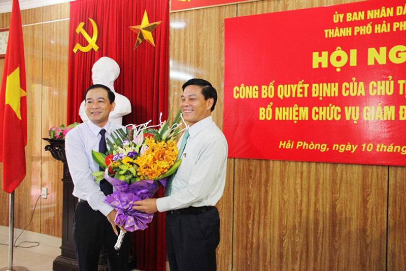 Nhân sự mới Hải Phòng, Quảng Ninh