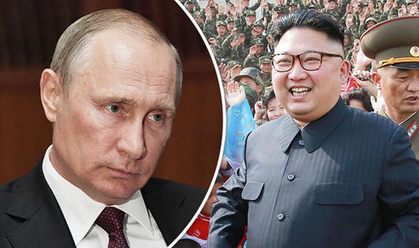 Triều Tiên, căng thẳng Triều Tiên, khủng hoảng Triều Tiên, Nga, Mỹ