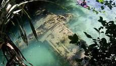 Tìm thấy nguyên vẹn máy bay mất tích từ Thế chiến II