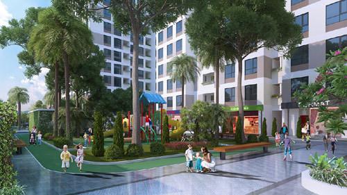 2 yếu tố làm nên 'vượng khí' căn hộ Valencia Garden
