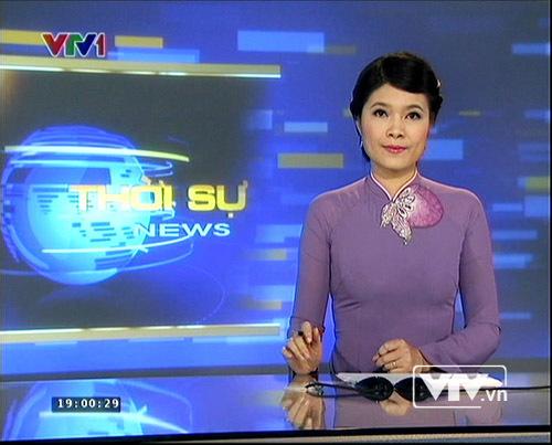 BTV Vân Anh, Diệp Anh, Trúc Mai, truyền hình