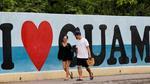 Dân đảo Guam vẫn mặc sức vui chơi, bất kể Triều Tiên đe dọa