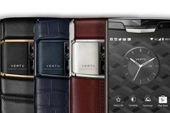 Vertu bán tống bán tháo điện thoại siêu sang với giá bằng 1/10