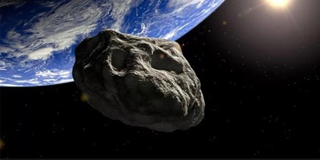 Tiểu hành tinh to bằng ngôi nhà sắp sượt qua Trái Đất