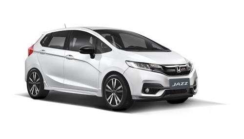 Honda Jazz hoàn toàn mới chính thức vào Việt Nam