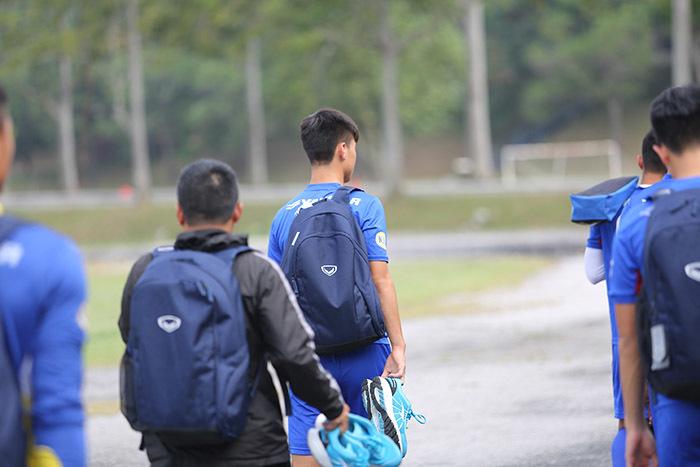 U22 Việt Nam, HLV Hữu Thắng, Công Phượng