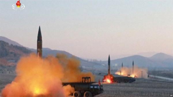 Chi tiết nhỏ ít người để ý nói lên ý muốn của Triều Tiên - ảnh 1