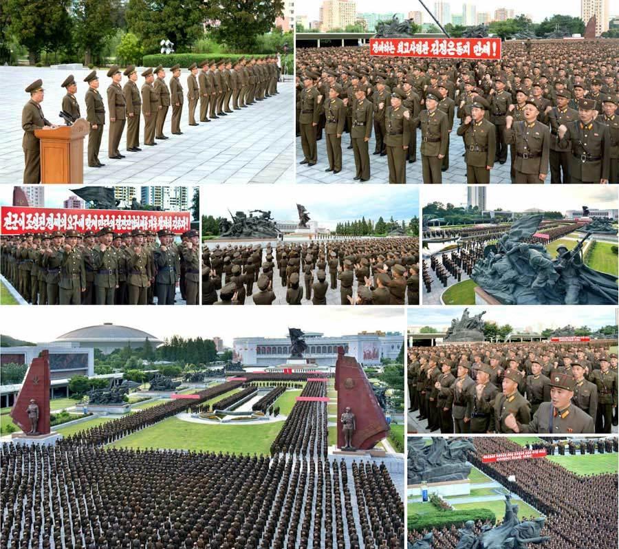 Triều Tiên, Kim Jong Un, diễu hành,mỹ nhân Việt