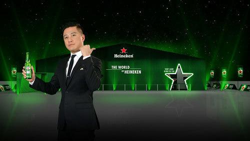 """Cùng Tuấn Hưng khám phá """"The World of Heineken"""""""