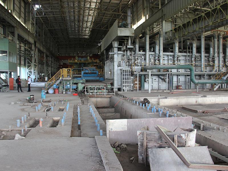 nhà máy cán thép, nhà máy bỏ hoang, Quảng Ninh
