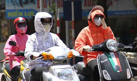 Dự báo thời tiết, bản tin thời tiết, tin thời tiết, nắng nóng, thời tiết Hà Nội