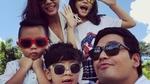 Các ông bố của showbiz Việt đồng loạt khoe ảnh hạnh phúc gia đình