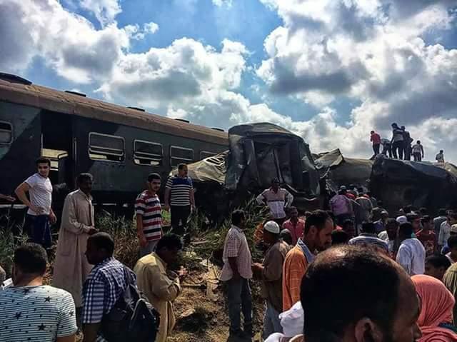 Đâm tàu tại Ai Cập, hàng chục người thiệt mạng