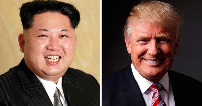 Căng thẳng Triều Tiên, Donald Trump, tổng thống Mỹ, Kim Jong-un