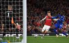 Video bàn thắng Arsenal 4-3 Leicester