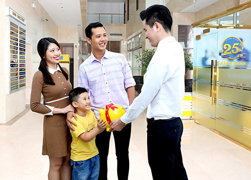 3 sản phẩm bảo hiểm gia đình từ Nam A Bank