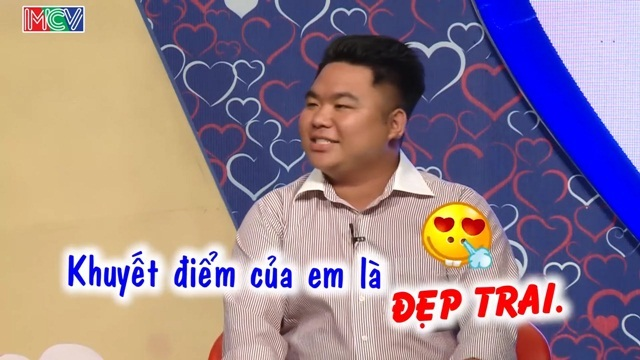 Bạn muốn hẹn hò tập 155: Chàng mũm mĩm cưa đổ nữ giáo viên Đồng Nai