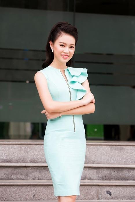 Phùng Bảo Ngọc Vân, đại sứ xanh, Hoa hậu Việt Nam
