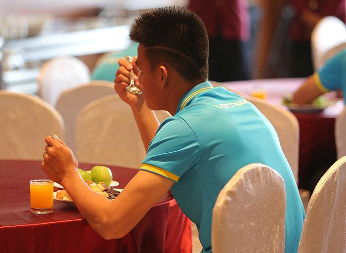 U22 Việt Nam, HLV Hữu Thắng, Tuấn Anh, Công Phượng