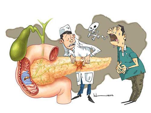 Bệnh nhân ung thư tụy nên cạch mặt những thực phẩm nào? - ảnh 1
