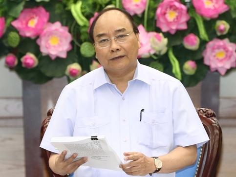 thủ tướng, thủ tướng Nguyễn Xuân Phúc, Thường trực Chính phủ