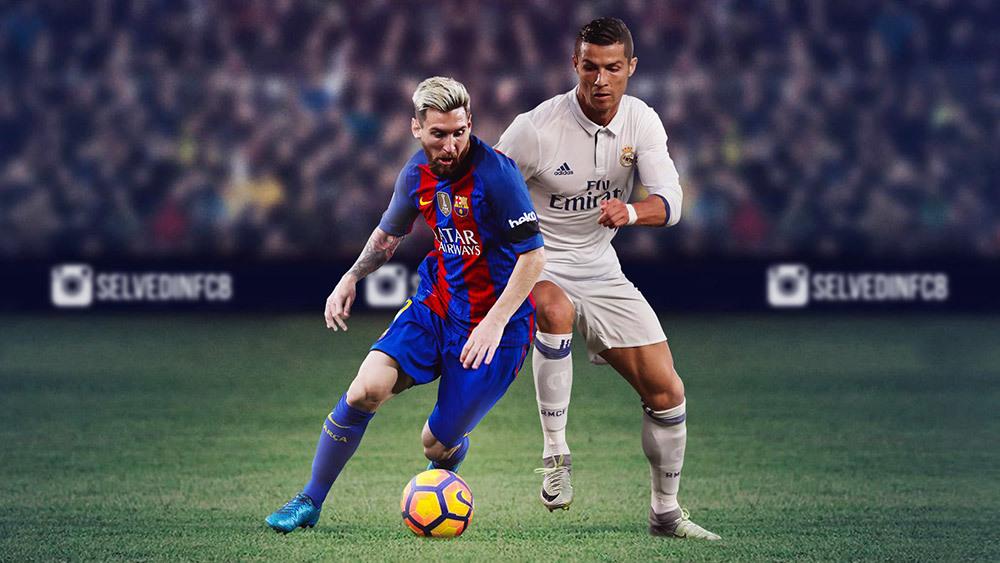 Siêu kinh điển Barca vs Real Madrid: Ronaldo bị Messi ám ảnh