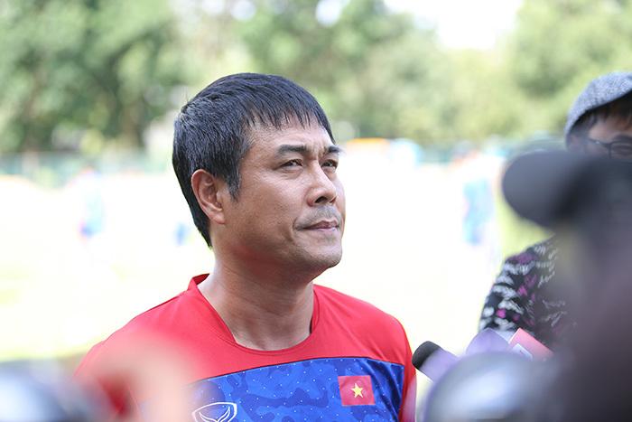 HLV Hữu Thắng, U22 Việt Nam, Công Phượng, Tuấn Anh