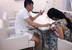 Thủy Tiên chăm sóc cho Công Vinh khiến fan phát sốt