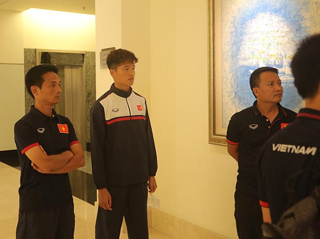 U22 Việt Nam mất thủ môn số 1 trong 2 trận đầu