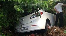 Người phụ nữ bán vịt bị ô tô hất văng, tử vong