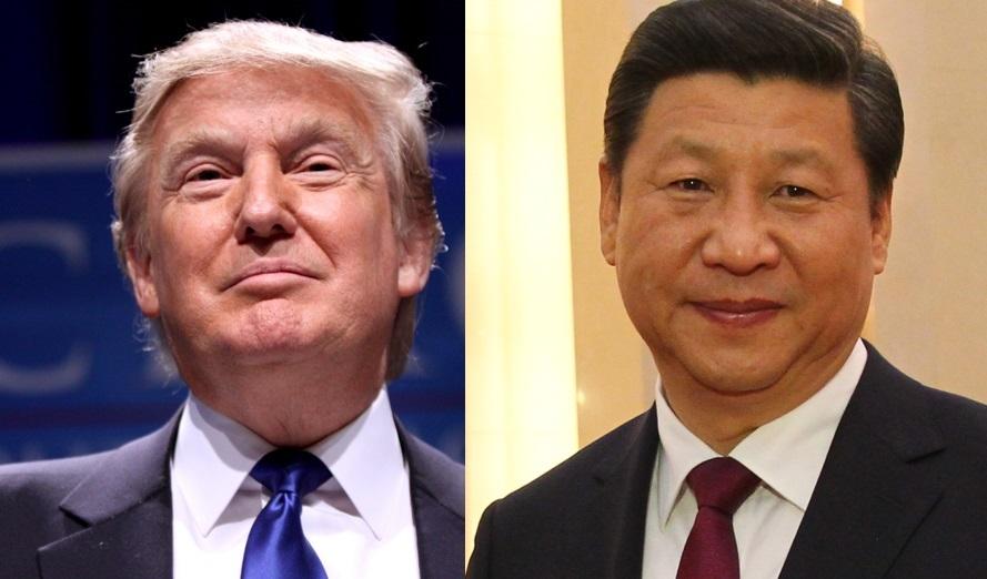Donald Trump, Tập Cận Bình, Triều Tiên