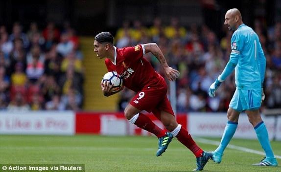 Watford,Liverpool, Ngoại hạng Anh, trực tiếp bóng đá