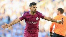 """Trọng tài """"mờ mắt"""", Man City vẫn dễ dàng bắt nạt tân binh"""