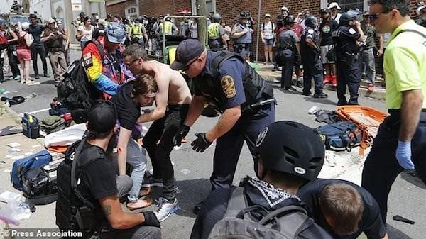 bạo động, bạo lực, Mỹ, Donald Trump