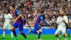Barca vs Real Madrid: Rực lửa Siêu kinh điển
