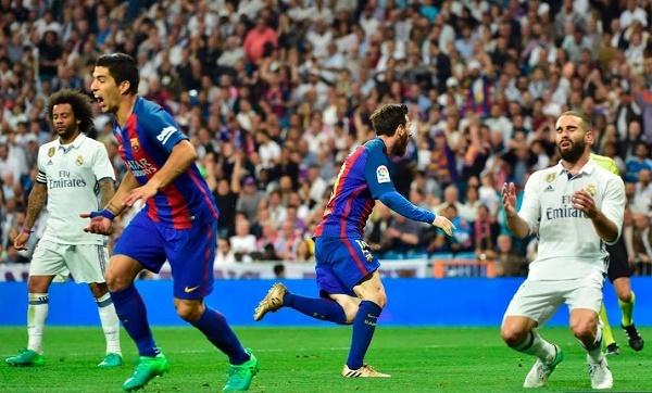 Barca, Real Madrid, Siêu Cúp Tây Ban Nha, Siêu kinh điển
