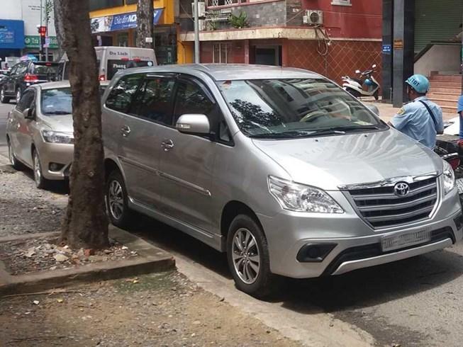 đỗ ô tô, chỗ đỗ xe, đỗ xe, lái xe, tài xế, đỗ xe vô ý thức