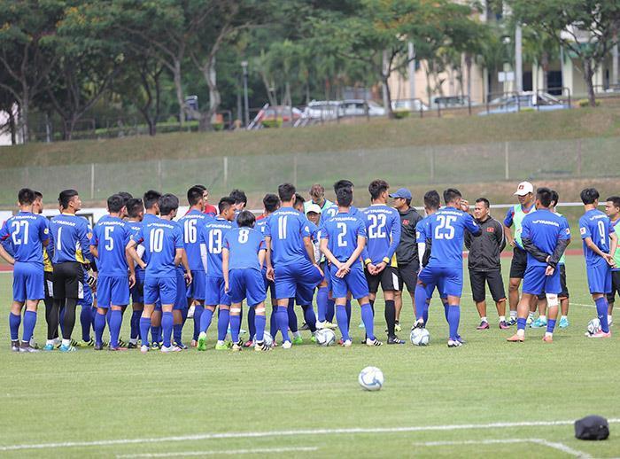 U22 Việt Nam 'chốt' danh sách 20 cầu thủ dự SEA Games 29