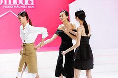 Không phục kết quả, thí sinh Next Top Model bực tức bỏ về