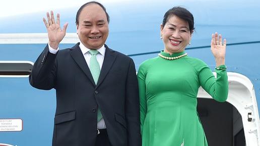 Thủ tướng Nguyễn Xuân Phúc,Nguyễn Xuân Phúc,Thái Lan