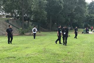 U22 Việt Nam được bảo vệ tận răng trên đất Malaysia