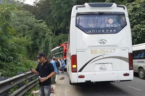 tai nạn, tai nạn giao thông, tai nạn xe khách, tai nạn đèo Bảo Lộc