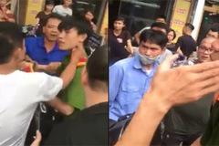 Xác minh nam thanh niên mặc quần áo công an bị dân tát giữa phố