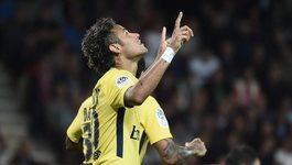 Neymar nổ súng trận ra mắt, PSG thắng tưng bừng