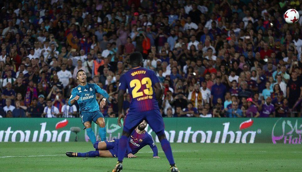 Barcelona, Real Madrid, Neymar, Siêu cúp TBN, Siêu kinh điển