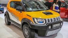 Cận cảnh 2 mẫu ô tô giá rẻ chỉ từ 237 triệu đồng mới ra mắt của Suzuki