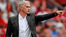 """Mourinho: """"MU thường thôi, chưa có gì phải ầm ĩ"""""""