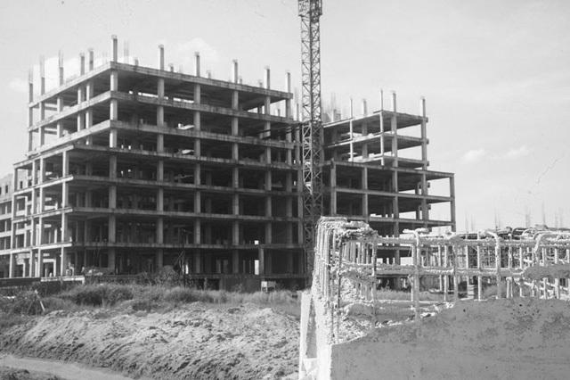 Cận cảnh 'bệnh viện trăm tỷ' bỏ hoang sau 10 năm khởi công